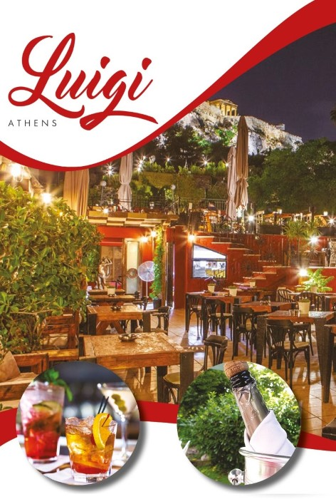 Luigi Sky Bar Restauran